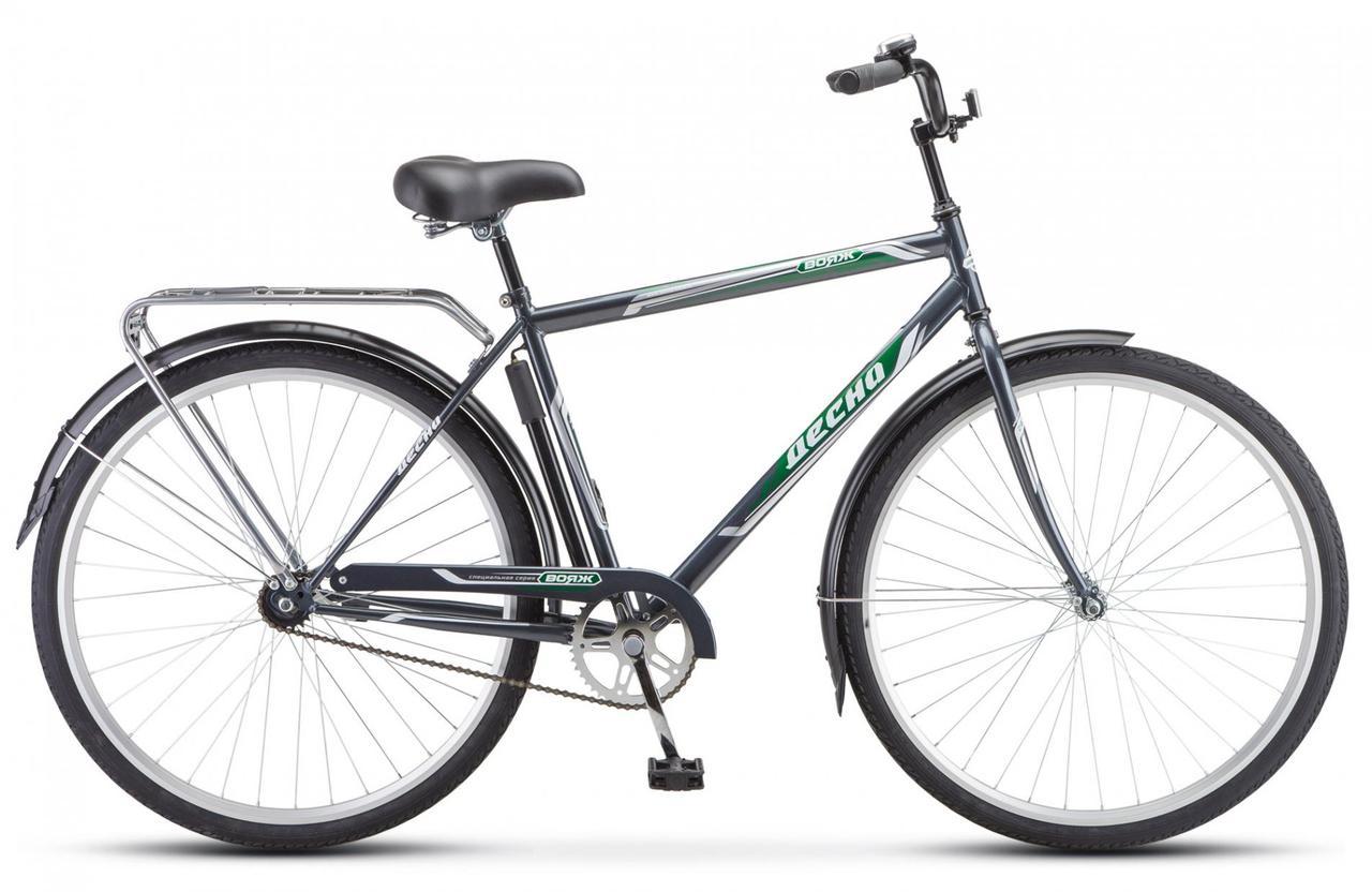 Дорожный велосипед Десна Вояж. Производство Россия