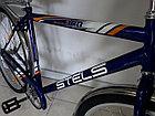 Дорожный велосипед Stels Navigator 300 Gent 28 Z010. Производство Россия, фото 2