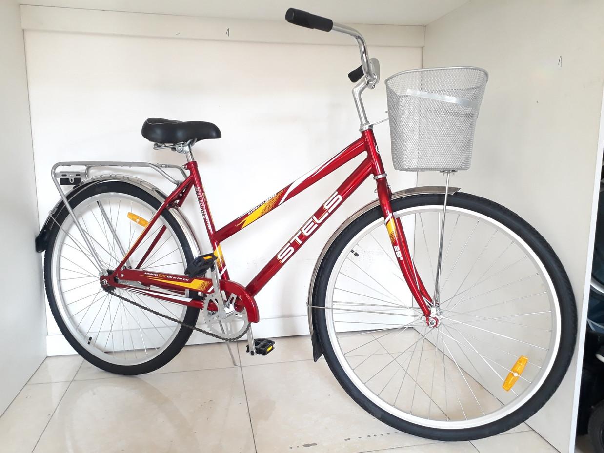 Дорожный велосипед Stels Navigator 300. Производство Россия