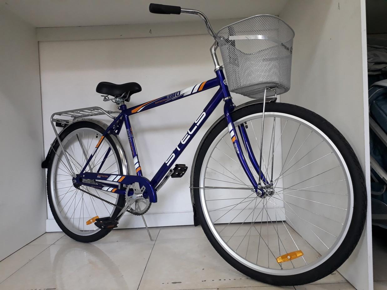 Дорожный велосипед Stels Navigator 300 Gent 28 Z010. Производство Россия. Рассрочка. Kaspi RED.