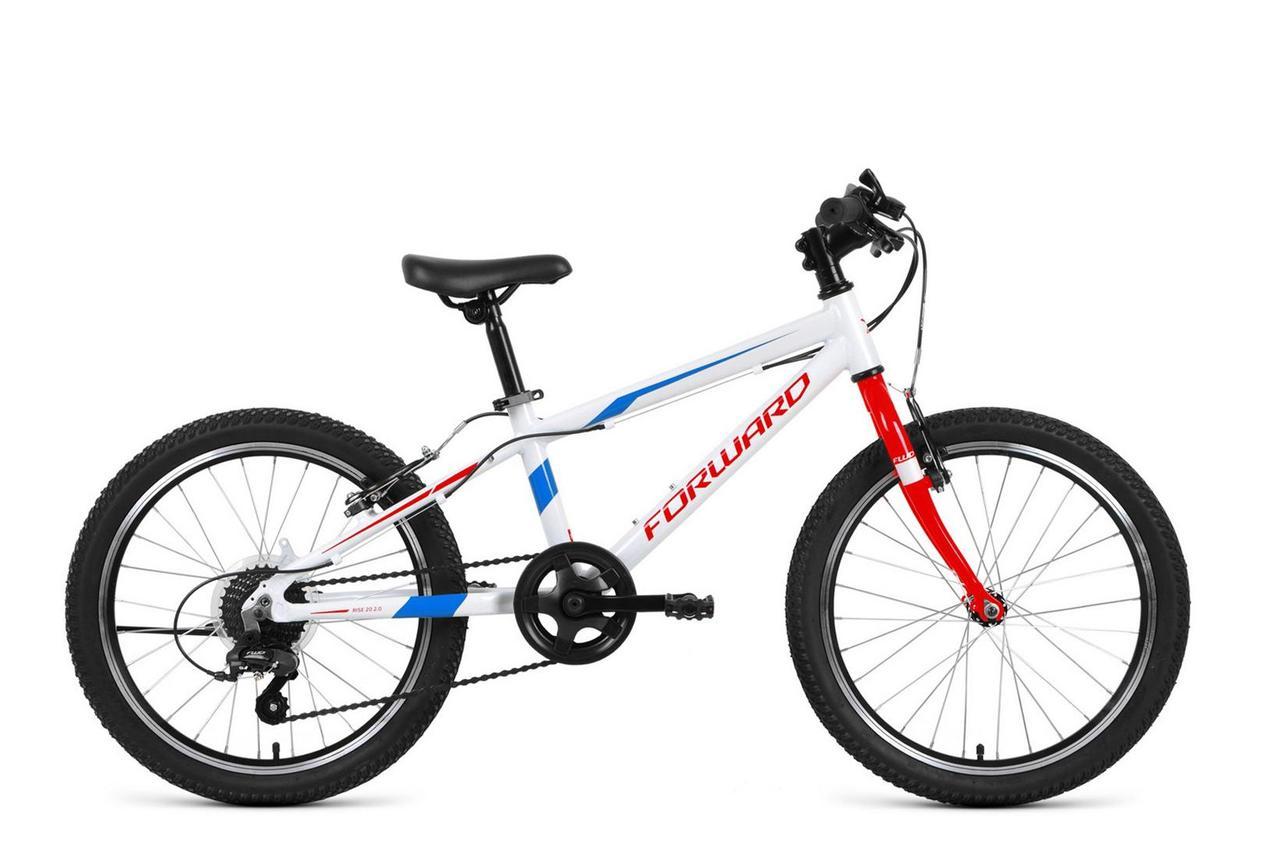 Велосипед Forward Rise 20 2.0 (2020). Производство Россия