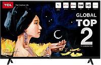 """Телевизор TCL 32"""" HD Smart (LED32S6500, Black)"""