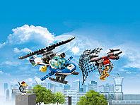 LEGO City 60207 Воздушная полиция: погоня дронов, конструктор ЛЕГО