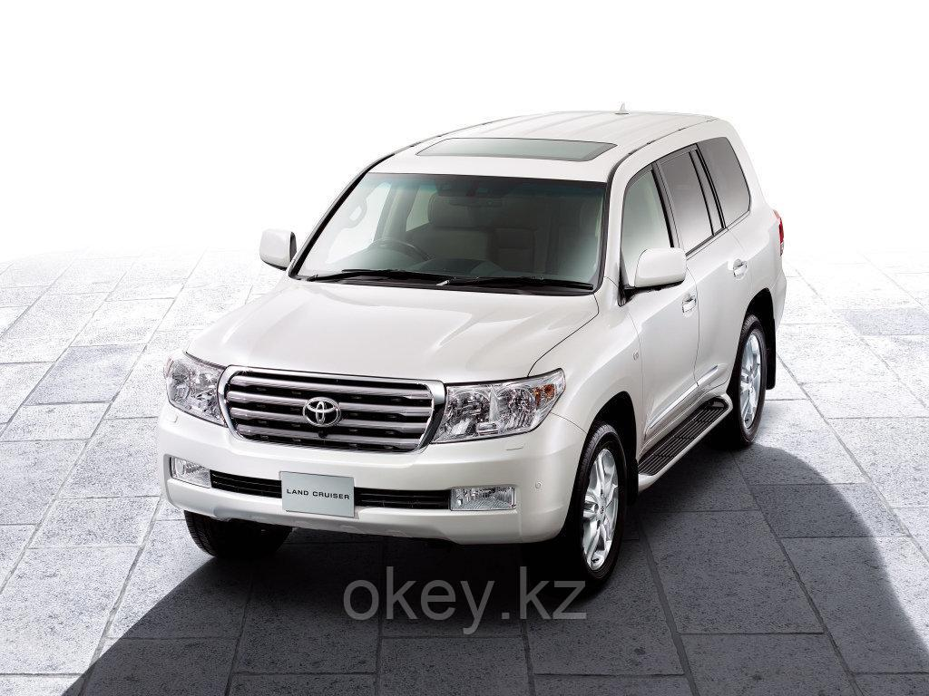 Тормозные колодки Kötl 3524KT для Toyota Land Cruiser 200 (VDJ20_, UZJ20_) 4.6 V8, 2010-2020 года выпуска.