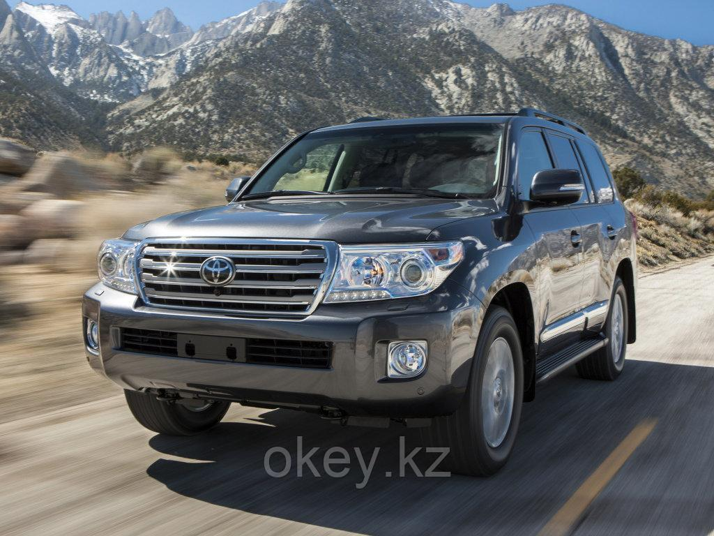 Тормозные колодки Kötl 3491KT для Toyota Land Cruiser 200 (VDJ20_, UZJ20_) 4.6 V8 (_URJ202W_), 2012-2020 года выпуска.