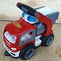 0872 Пожарная машина про-во Россия качественная (прицеп трансформируется ), фото 1