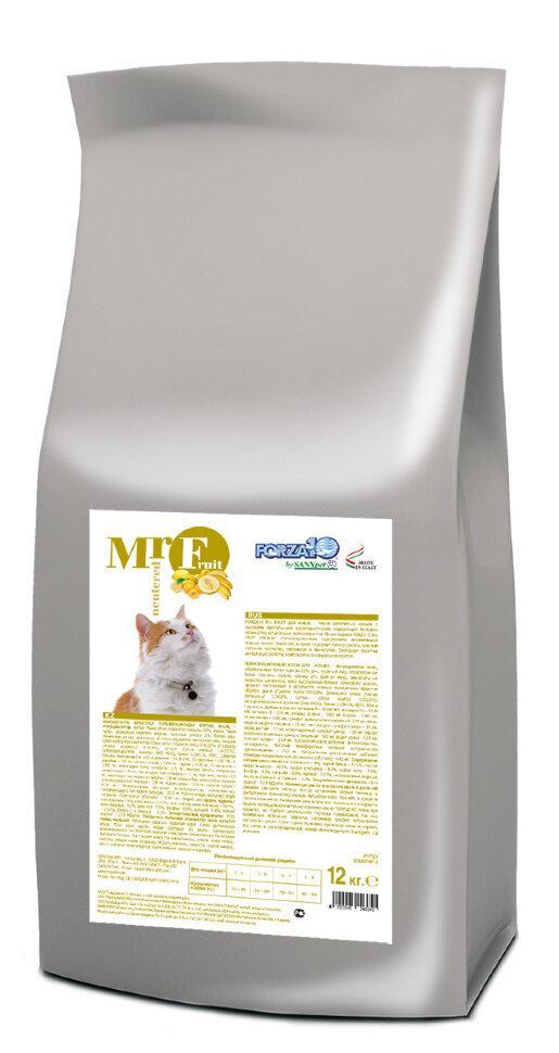 Forza10 Сухой корм для стерилизованных кошек