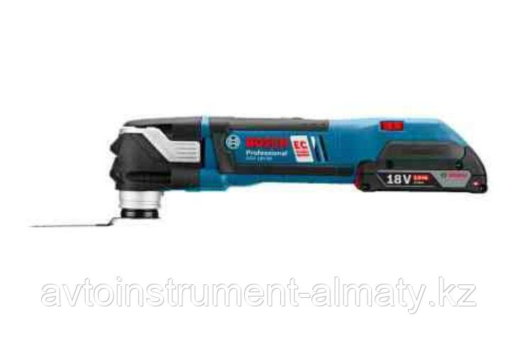 Аккумуляторный универсальный резак 18 В GOP 18V-28 Bosch предзаказ