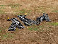 LEGO City 60238 Железнодорожные стрелки, конструктор ЛЕГО