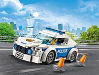 LEGO City 60239 Автомобиль полицейского патруля, конструктор ЛЕГО