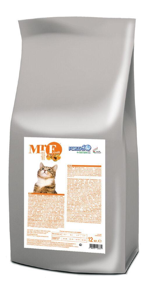 Forza10 Сухой корм для взрослых домашних кошек