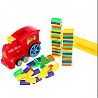 Детская игрушка Паровозик с Домино