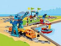 LEGO DUPLO 10875 Грузовой поезд, конструктор ЛЕГО