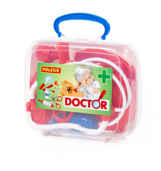 """Набор """"Доктор №3"""" (в чемоданчике)"""