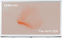 """Телевизор SAMSUNG 55"""" The SERIF Smart 4K QLED (QE55LS01TAUXRU) Белый"""