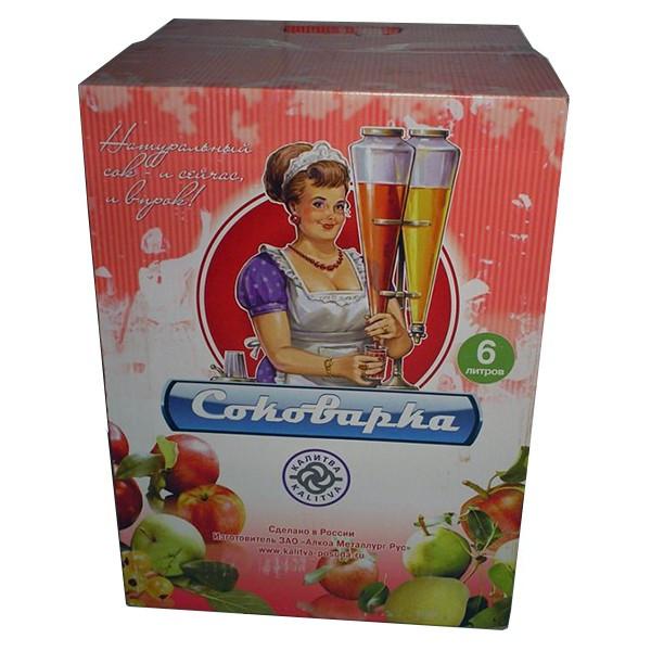 Соковарка Калитва 6 литров
