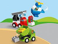 LEGO DUPLO 10886 Мои первые машинки, конструктор ЛЕГО