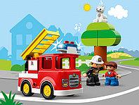 LEGO DUPLO 10901 Пожарная машина, конструктор ЛЕГО