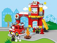 LEGO DUPLO 10903 Пожарное депо, конструктор ЛЕГО