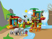 LEGO DUPLO 10906 Тропический остров, конструктор ЛЕГО