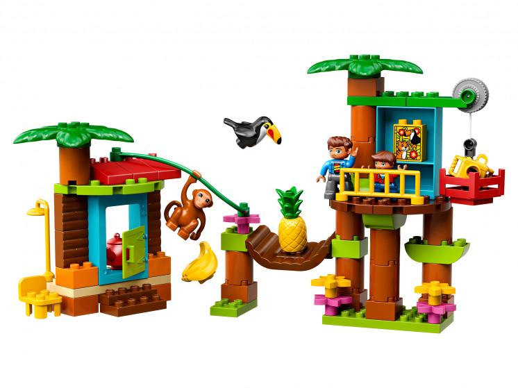 LEGO DUPLO 10906 Тропический остров, конструктор ЛЕГО - фото 5
