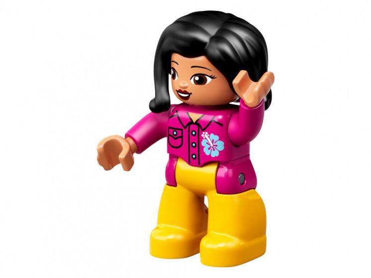 LEGO DUPLO 10906 Тропический остров, конструктор ЛЕГО - фото 7