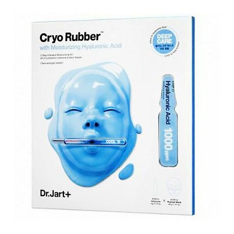 Альгинатная маска для увлажнения Dr.Jart Cryo Rubber with Moisturising Hyaluronic Acid - фото 1