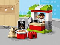 LEGO DUPLO 10927 Киоск-пиццерия, конструктор ЛЕГО