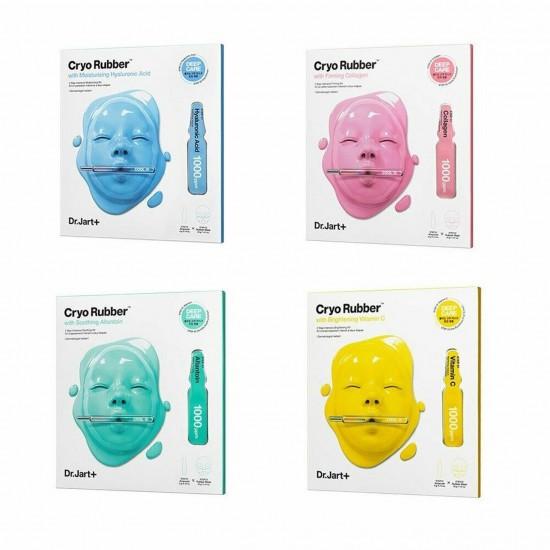 Альгинатная маска для увлажнения Dr.Jart Cryo Rubber with Moisturising Hyaluronic Acid - фото 3