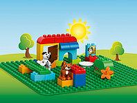 LEGO DUPLO 2304 Большая строительная пластина для ЛЕГО ДУПЛО