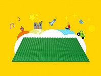 LEGO Classic 10700 Строительная пластина зеленого цвета, конструктор ЛЕГО