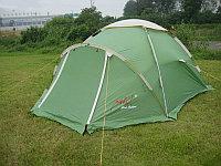 """Палатка 3 х местная трекинговая """"MIN"""" 200х220х90, алюминьевые дуги, непромокаетшвы проклеены."""