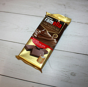 Шоколадный кувертюр Ramella 2,5 кг