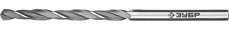 """Сверло по металлу ЗУБР Ø 2.8 x 61 мм, класс В, Р6М5, серия """"Профессионал"""" (29621-2.8), фото 2"""