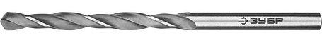 """Сверло по металлу ЗУБР Ø 4.6 x 80 мм, класс В, Р6М5, серия """"Профессионал"""" (29621-4.6), фото 2"""