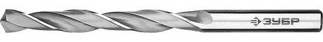 """Сверло по металлу ЗУБР Ø 8.5 x 117 мм, класс В, Р6М5, серия """"Профессионал"""" (29621-8.5), фото 2"""