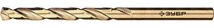 """Сверло по металлу ЗУБР Ø 6 x 93 мм, класс А, Р6М5К5, серия """"Профессионал"""" (29626-6), фото 2"""