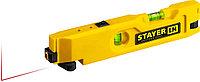 Уровень лазерный LM, STAYER 20 м, точн. +/-0,5 мм/м, подставка-штатив (34985)