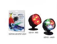 Dophin LED101-RED (Светодиодная подсветка красная)