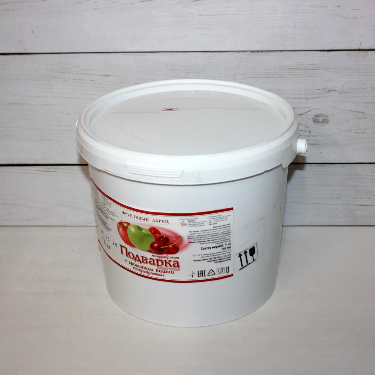 Подварка фруктовая с ароматом вишни 6 кг
