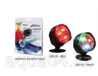 Dophin LED101-GREEN (Светодиодная подсветка зеленая)