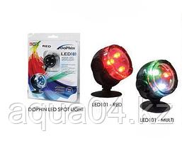 Dophin LED101-WHITE (Светодиодная подсветка белая)
