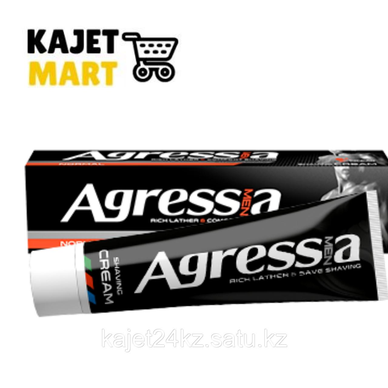 Крем для бритья Agressia Normal 100мл.