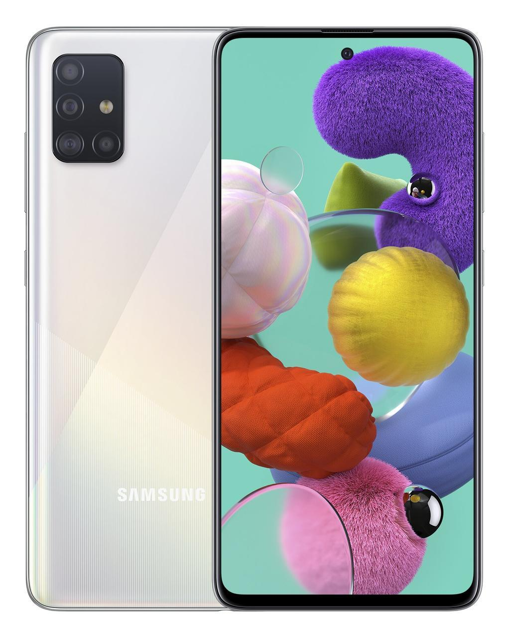 Galaxy A51 2020 4/64Gb White EAC
