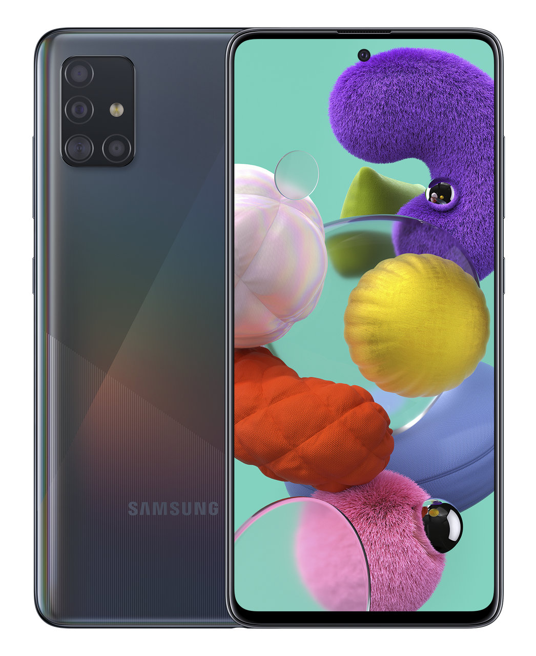 Galaxy A51 2020 6/128Gb Black EAC