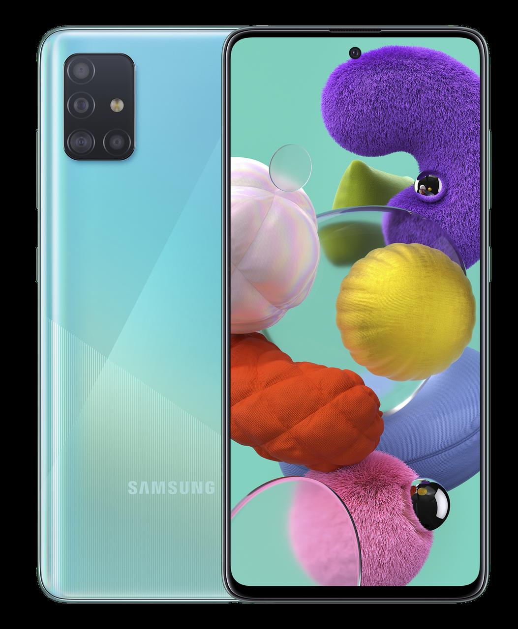 Galaxy A51 2020 6/128Gb White EAC