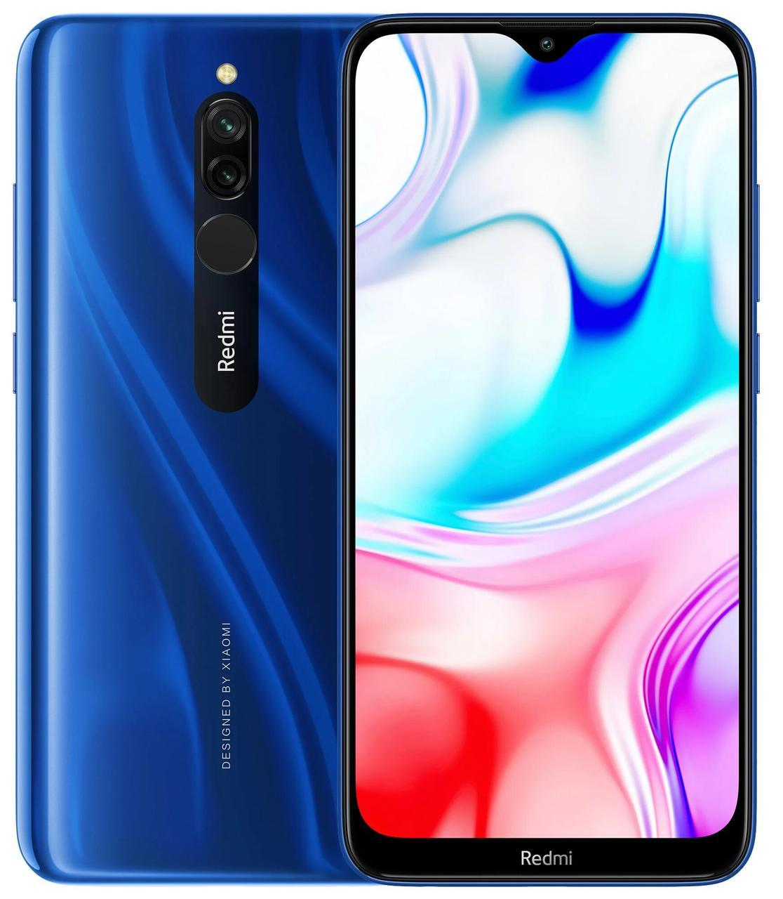Redmi 8 3/32Gb (Blue)