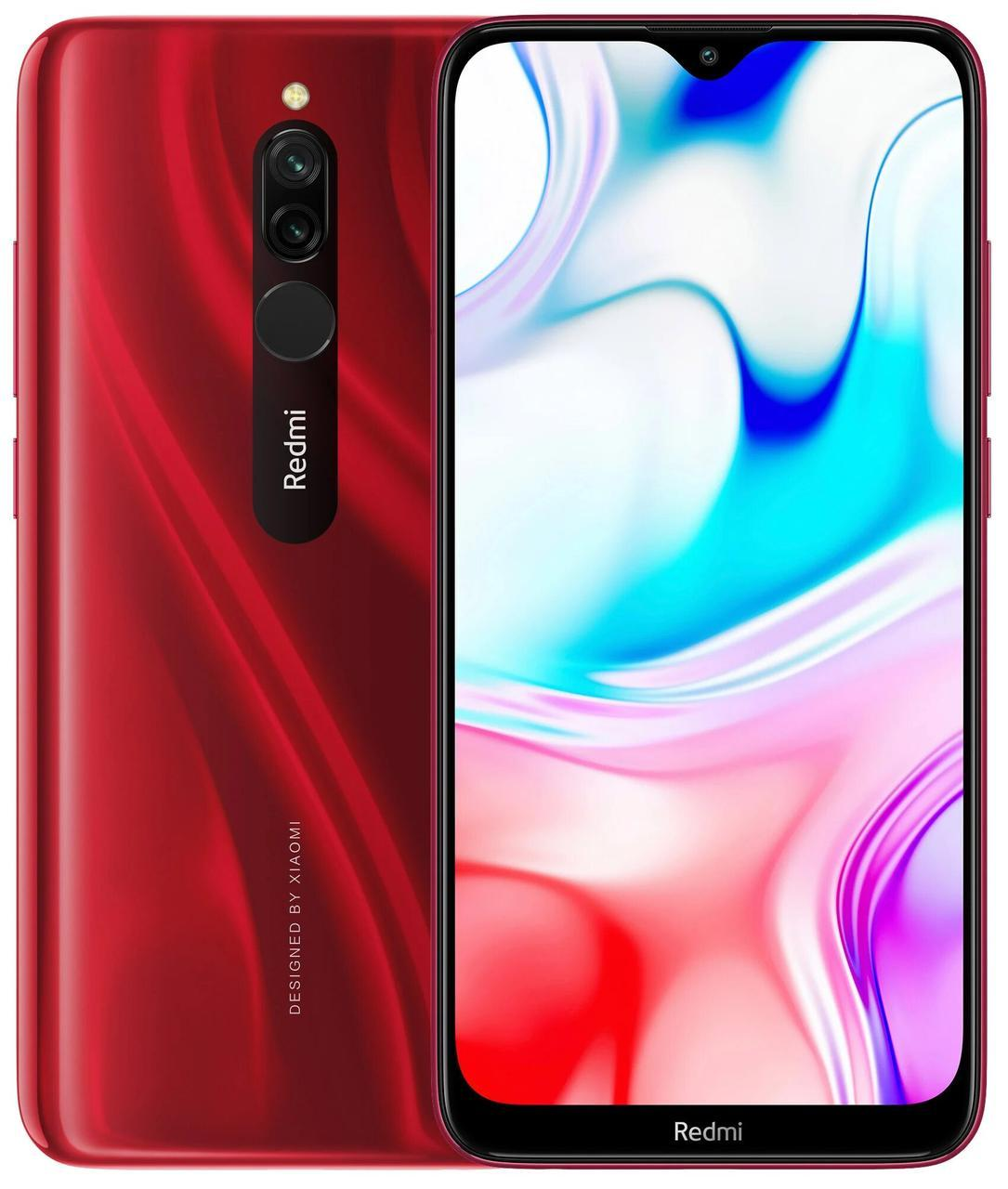 Redmi 8 3/32Gb (Red)