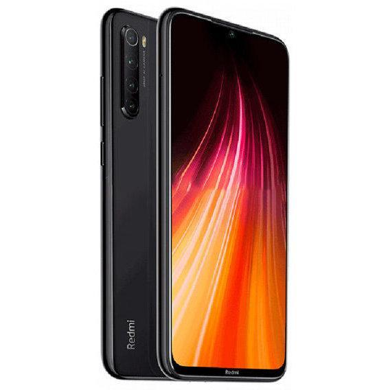 Redmi Note 8 4/128GB, (Moonshadow Grey)