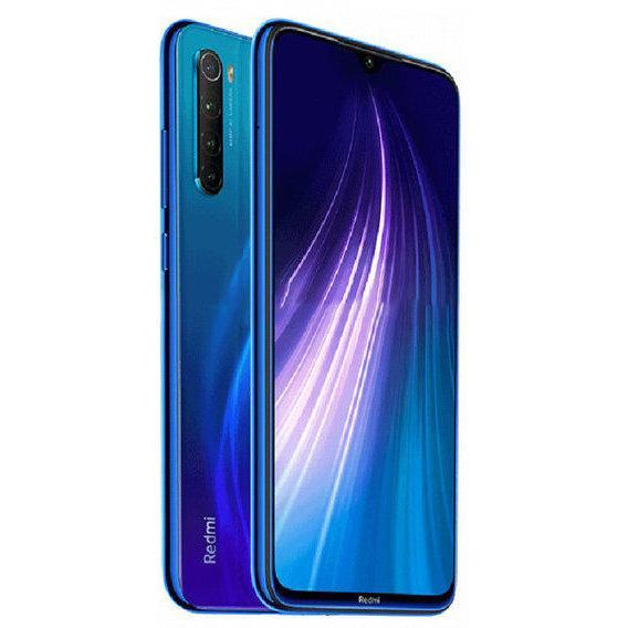 Redmi Note 8 4/128GB, (Starscape Blue)